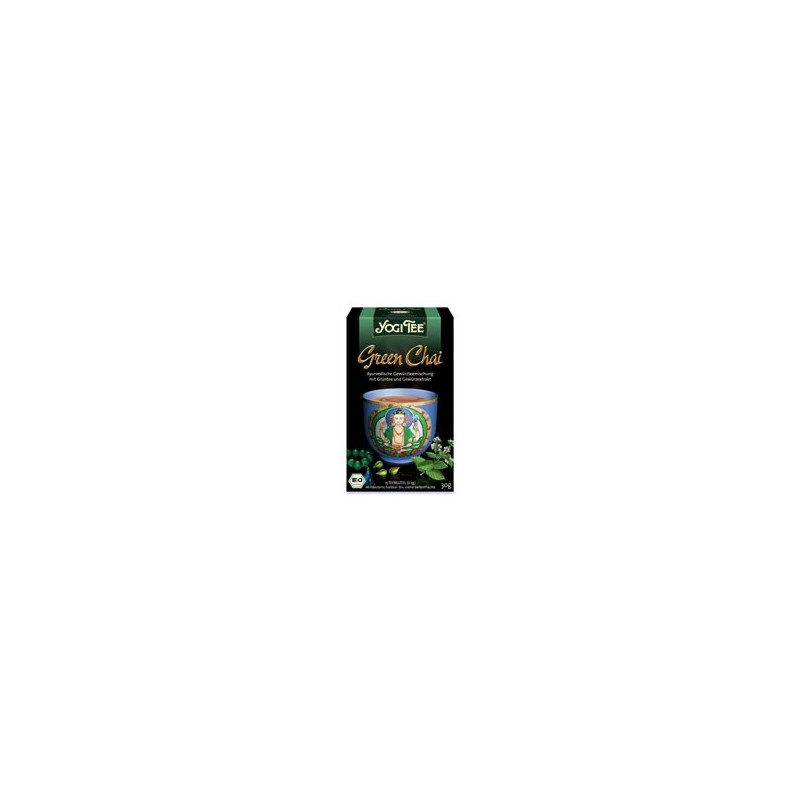 Yogi-Tee® Green Chai BIO (17 Beutel 30