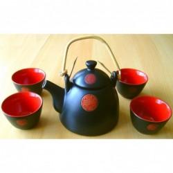 Japanisches Tee-Service HITCHI
