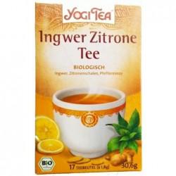 Yogi-Tee® Ingwer Zitrone BIO 17 Tb