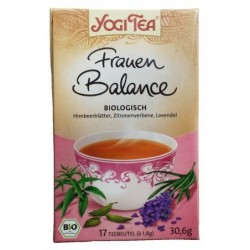 Yogi Tee® Frauen Balance BIO 17 Tb à 1