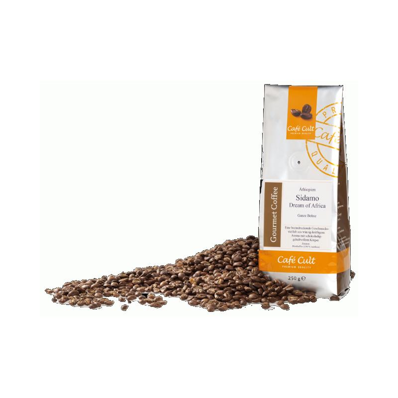 Äthiopien Sidamo Kaffee (arabica) DREAM OF AFRICA