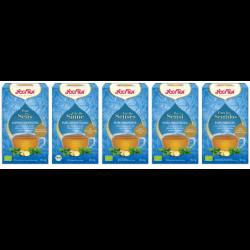 Yogi Tea® Tee für die Sinne: PURE ERFRISCHUNG BIO 20Tb